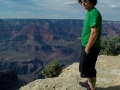 Grand Canyon visit with family